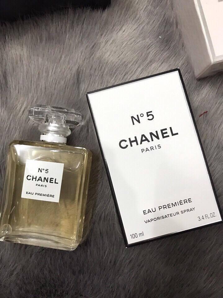 N05 Chanel Paris 3.4 FL OZ 100ml