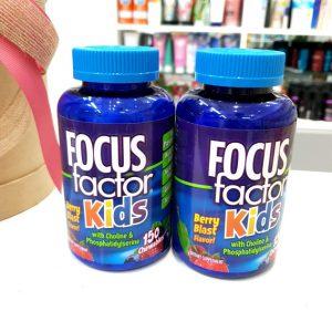 Bỗ não Factor For Kids 150 viên