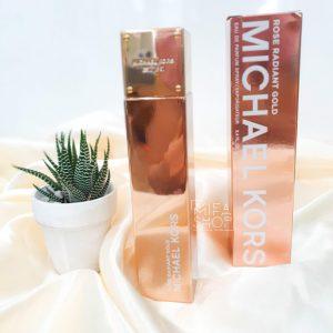 Nước hoa rose radiant gold michael kors eau de parfum mifashop