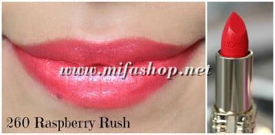 Son môi L'Oreal 260 - Raspberry Rush