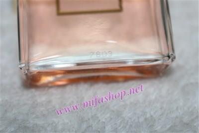 Code trên chai Nước hoa Chanel COCO MADEMOISELLE - Mifashop