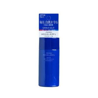 Kem chống nắng trắng da Shíeido Aqualable White Protect Milk UV spf 30