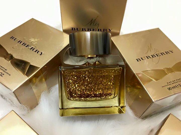 my burberry limited edp