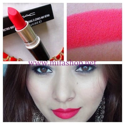 Son môi Mac resentlessly red 1