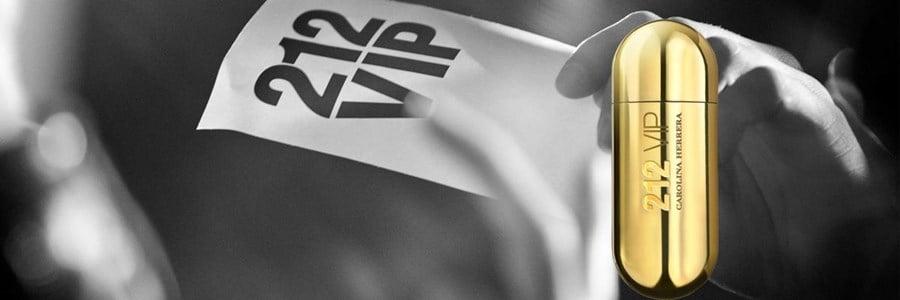 NƯỚC HOA CAROLINA HERRERA 212 VIP EDP