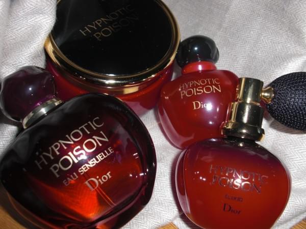 Nước hoa Christian Dior Hypnotic Poison Eau Sensuelle EDT - Hương thơm gỗ