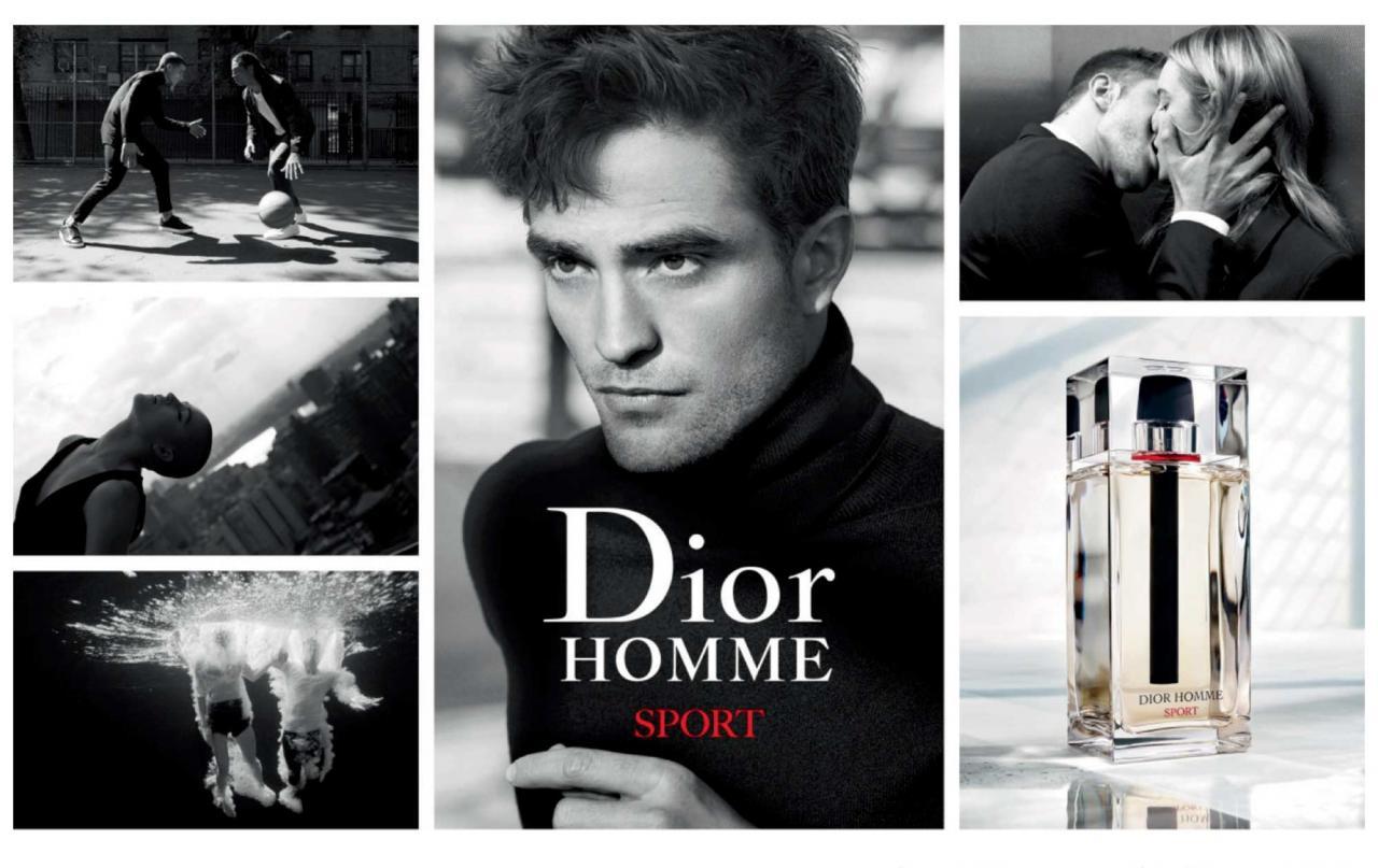 Nước hoa Dior Homme Sport EDT 2017 – Lưu hương cả ngày