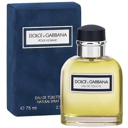 Nước hoa DOLCE & GABBANA D&G Pour Homme EDT 125ml