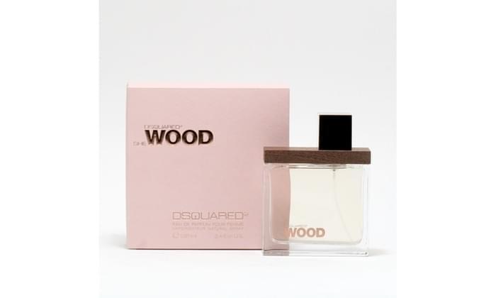 Nước Hoa DSQUARED2 She Wood EDP 100ml hương gỗ biển