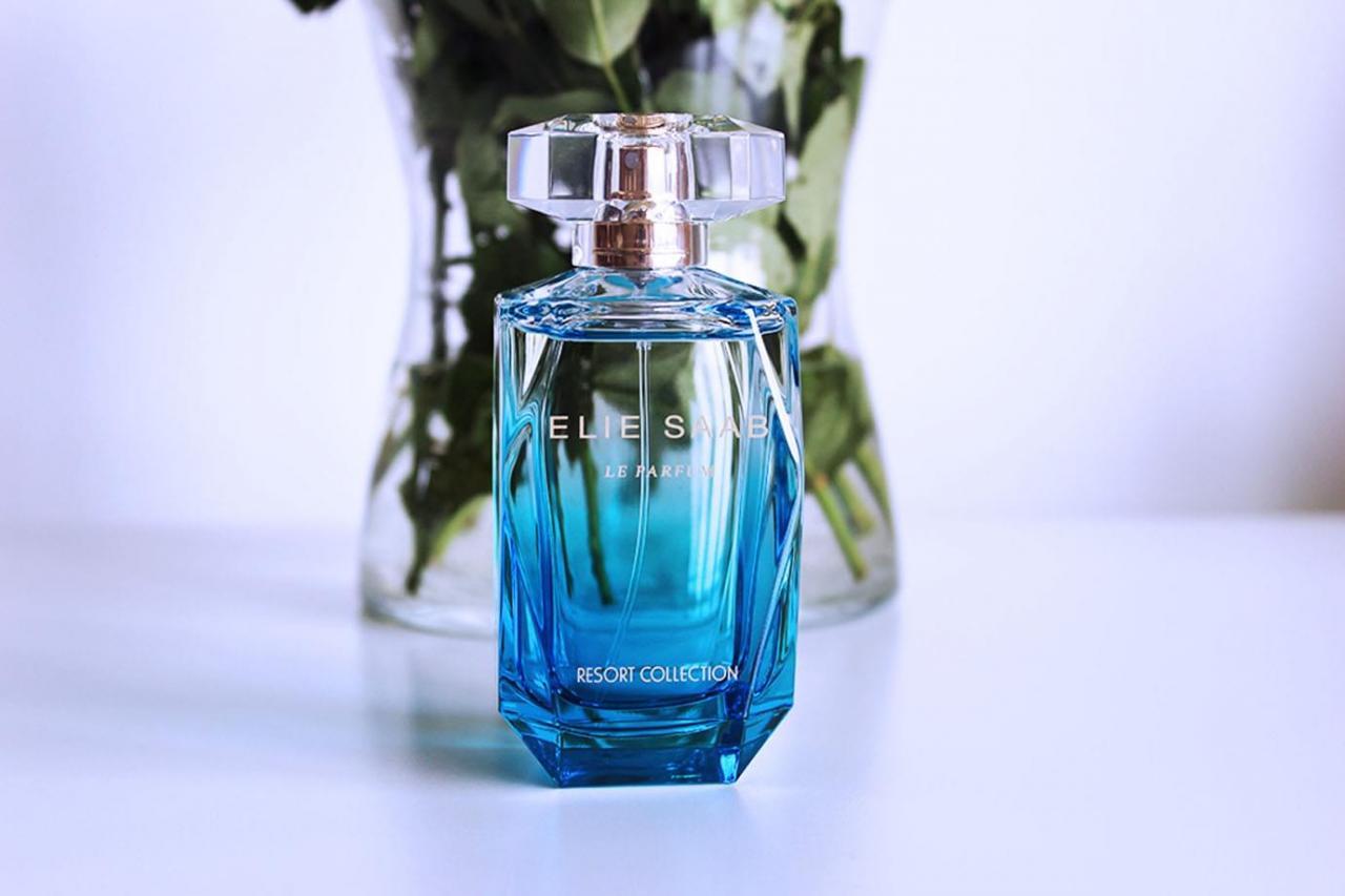 Nước Hoa ELIE SAAB Le Parfum Resort Collection EDT 90ml phiên bản giới hạn