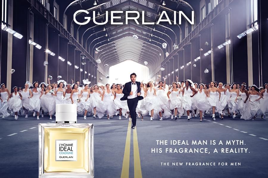 Nước Hoa Guerlain L'Homme Ideal Cologne EDT 100ml khiến bạn nổi bật trước đám đông