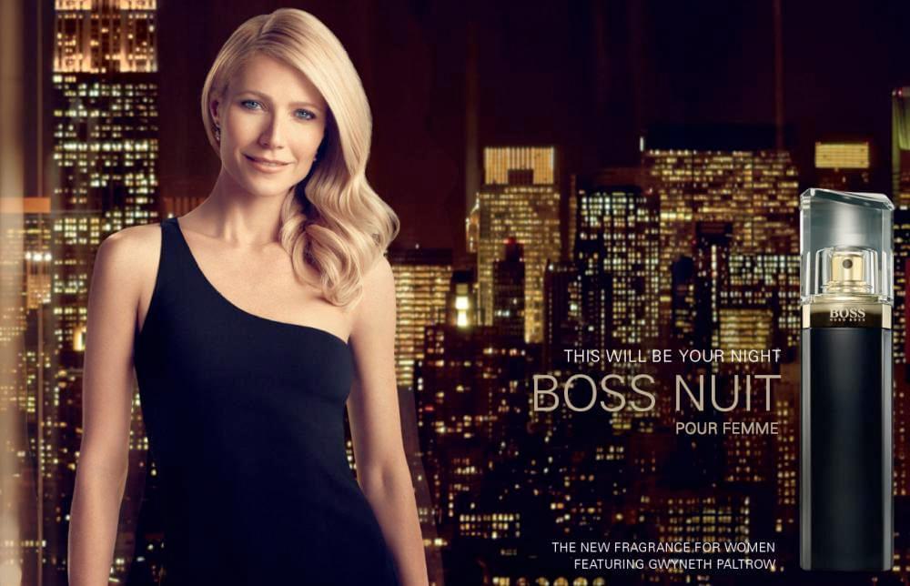 Nước hoa Hugo Boss Boss Nuit Pour Femme - Đẳng cấp là đây