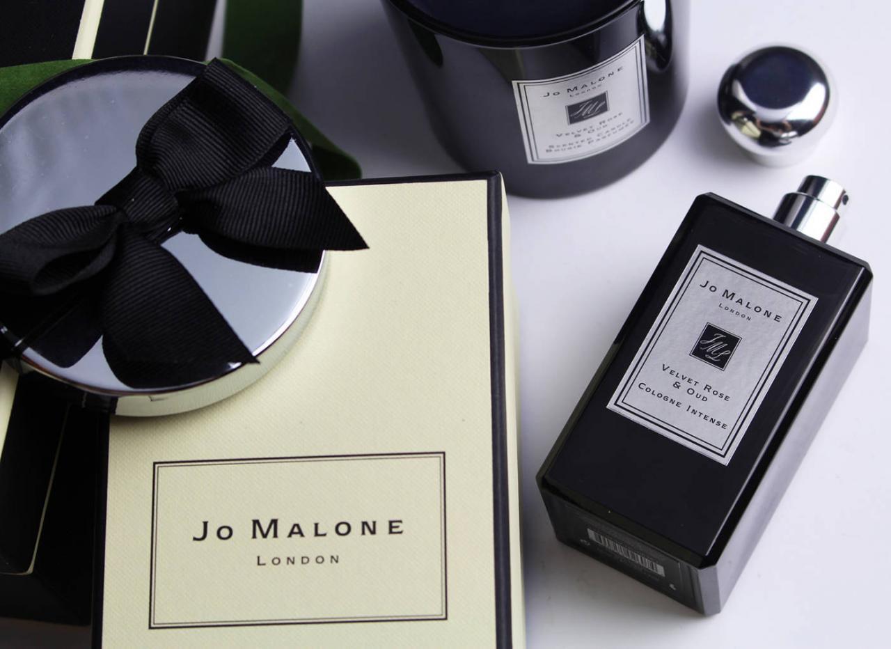Nước Hoa Jo Malone Rose & Oud 100ML