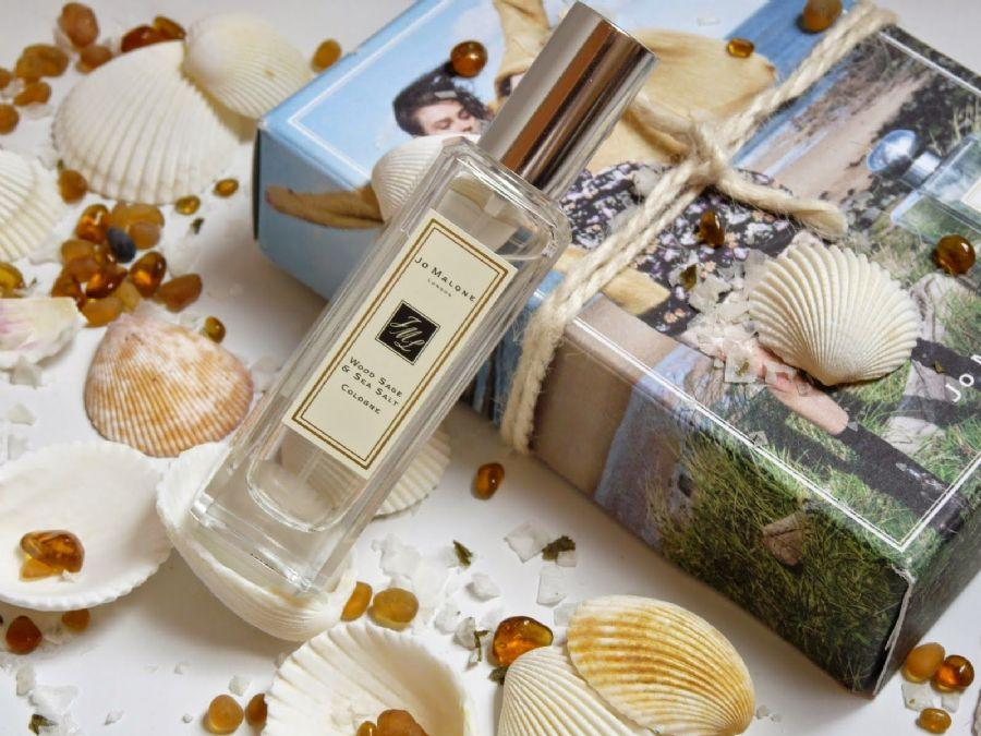 JO MALONE WOOD SAGE & SEA SALT FOR UNISEX EDC 2016