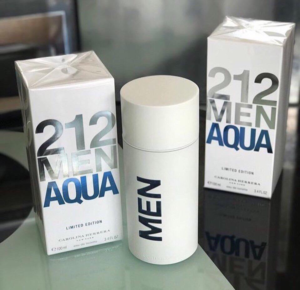 Nước Hoa Nam 212 Men Aqua Limited Edition EDT 100ml