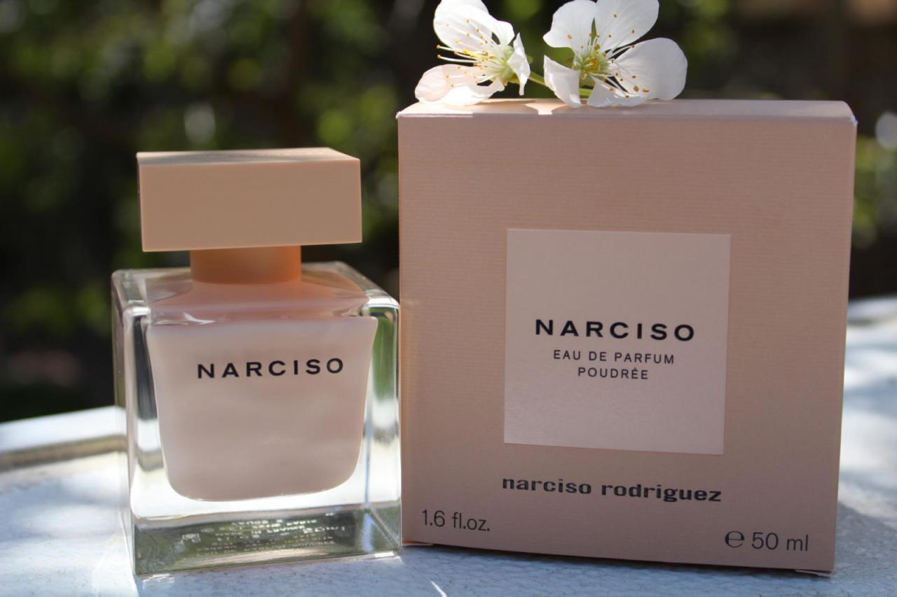 Nước Hoa Narciso Rodriguez Narciso Poudree EDP