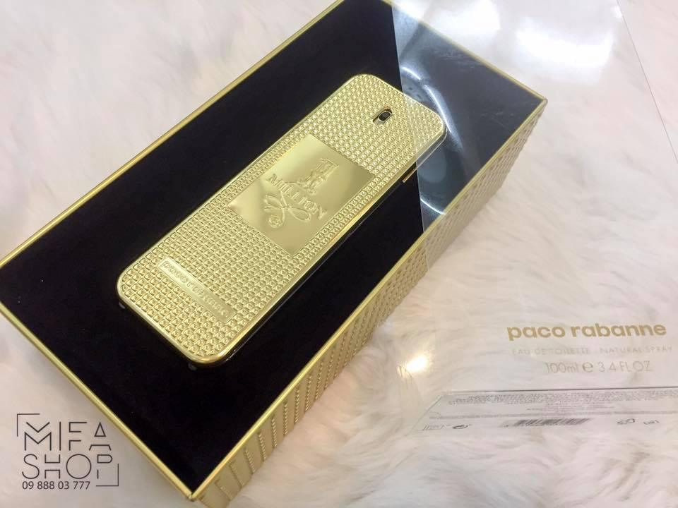 Nước Hoa One Million limited Paco Rabanne 100ml_mifashop