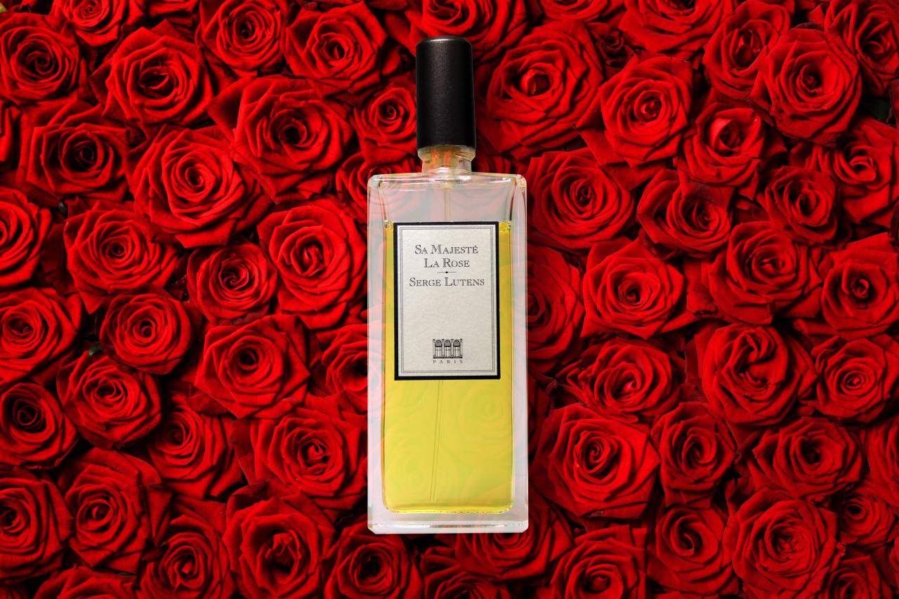 Sa Majeste La Rose 50ml 2000- Hãng Serge