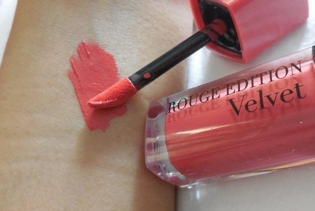 Son Bourjois Rouge Edition Velvet - 04 Peach Club