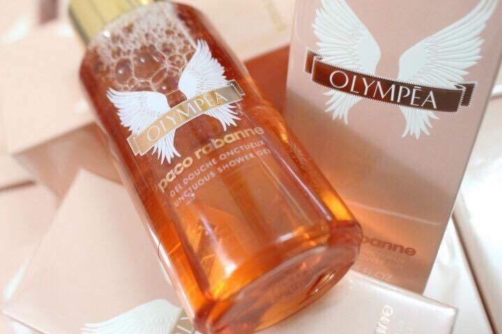 Sữa tắm nước hoa Paco Rabanne Olympea Shower Gel