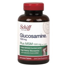 Thuốc bổ khớp glucosamine schiff 1500mg - 200 viên mẫu mới 2014.png
