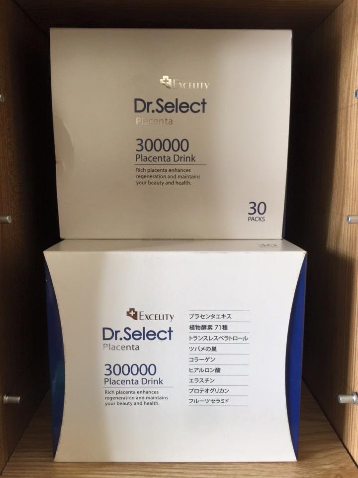 tinh chất nhau thai heo Dr.Select plancenta 300000