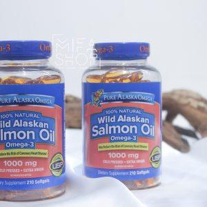 Thực phẩm chức năng Pure Omega-3 Salmon Oil 1000mg