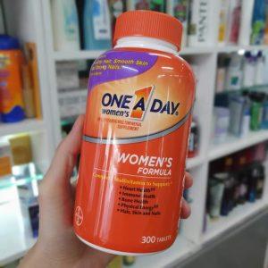 vitamin tổng hợp one a day women dưới 50