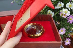 Nhuỵ hoa nghệ tây Saffron Azam