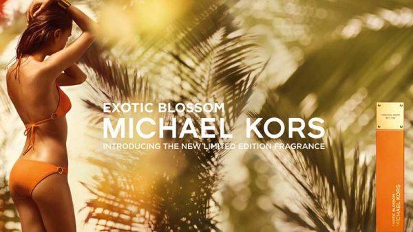 Nước hoa nữ Exotic Blossom Michael Kors edp chính hãng