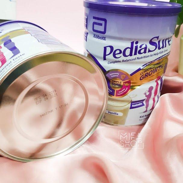 sữa pediasure úc 850g 1