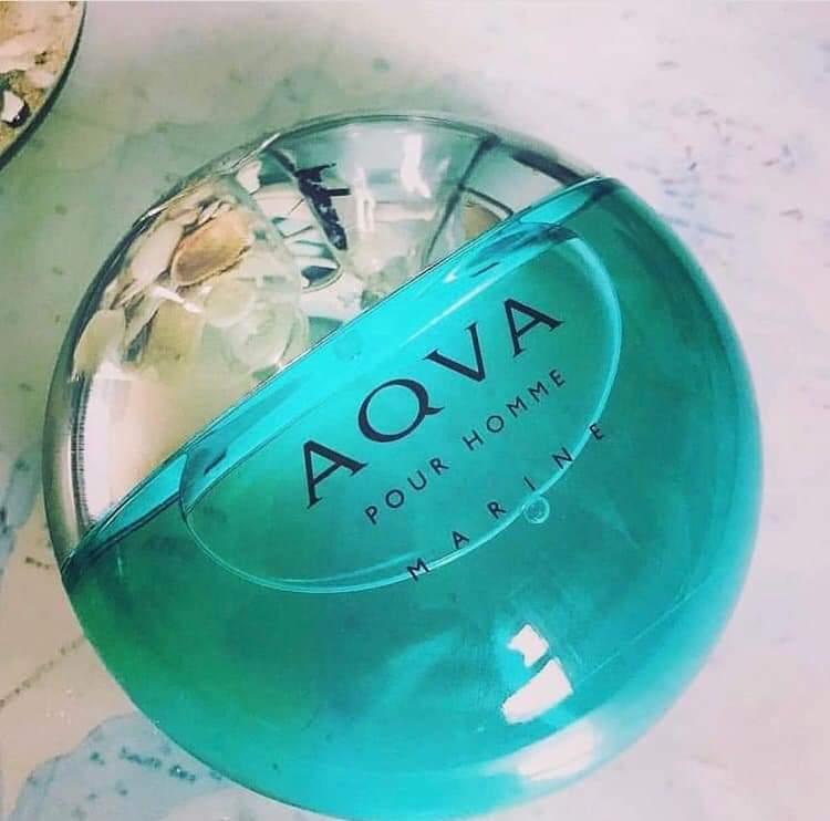 Nước hoa nam Aqua pour home marine chính hãng