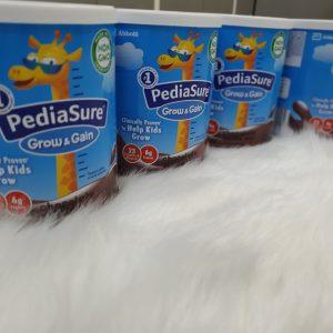 Sữa bột Pediasure Mỹ Grow Gain 400g cho trẻ từ 1-13 tuổi chính hãng