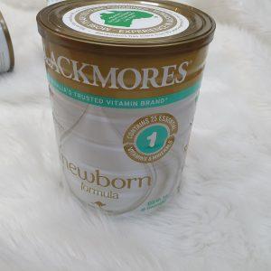 Sữa Blackmores Số1 0-6 tháng Úc 900g chính hãng