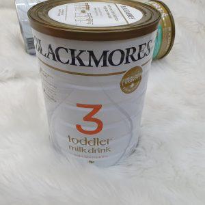 Sữa Blackmores số 3 Toddler Úc 900g cho trẻ từ 12 tháng tuổi chính hãng