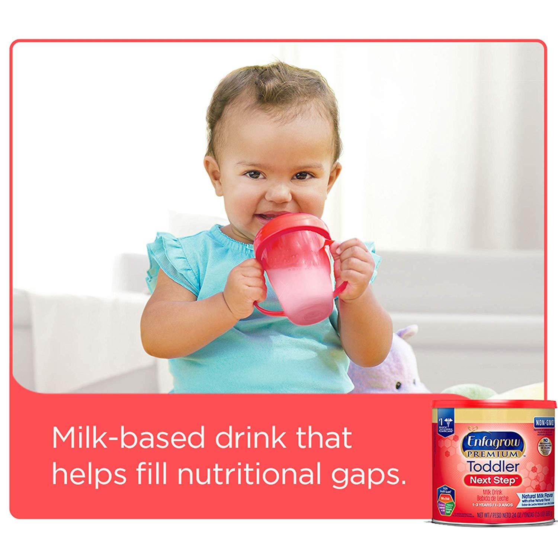 Sữa Enfagrow dành cho bé từ 1-3 tuổi Enfagrow Premium Non GMO Toddler Next Step 680g chính hãng
