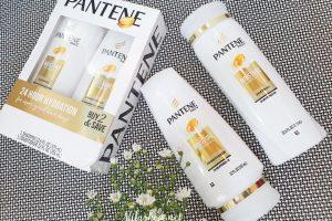 Set gội xả pantene daily moisture renewal chính hãng