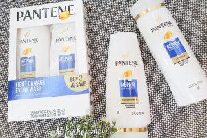Set gội xả pantene repair protect fight damage every wash mỹ chính hãng