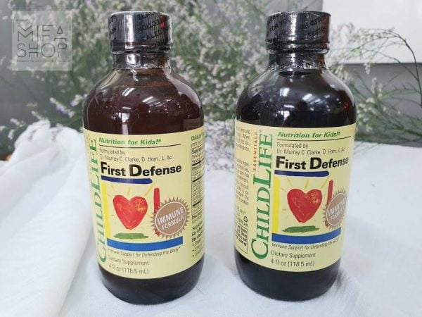 Vitamin tổng hợp Childlife multi vitamin mineral chính hãng