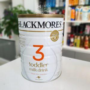 Sữa Blackmores số 3 Toddler Úc 900G (1 tuổi trở lên)