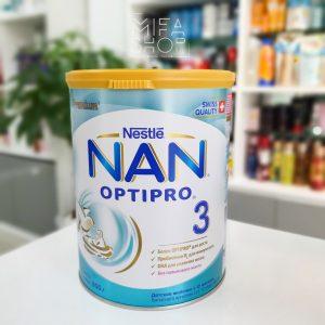 Sữa Nan Optipro số 3 Nga Từ 01-2 tuổi 800g