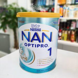 Sữa Nan Optipro số 1 Nga Từ 0 - 6 tháng 800g