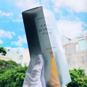 Nước hoa nữ Issey Miyake Leau Dissey Pure Eau De Parfum 90ml chính hãng
