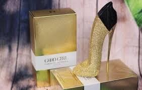Nước hoa good girl glorious gold carolina herrera chính hãng