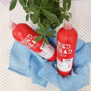 Bộ gội xả Tigi Head bed đỏ