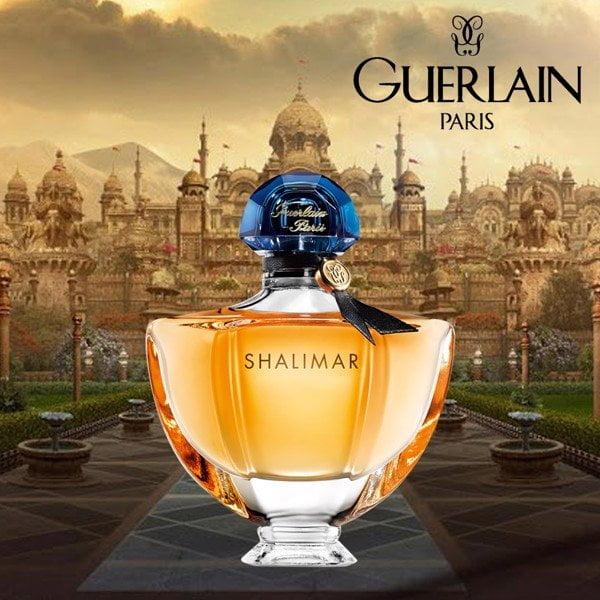 Nước Hoa Nữ Guerlain Shalimar EDP 90ml chính hãng