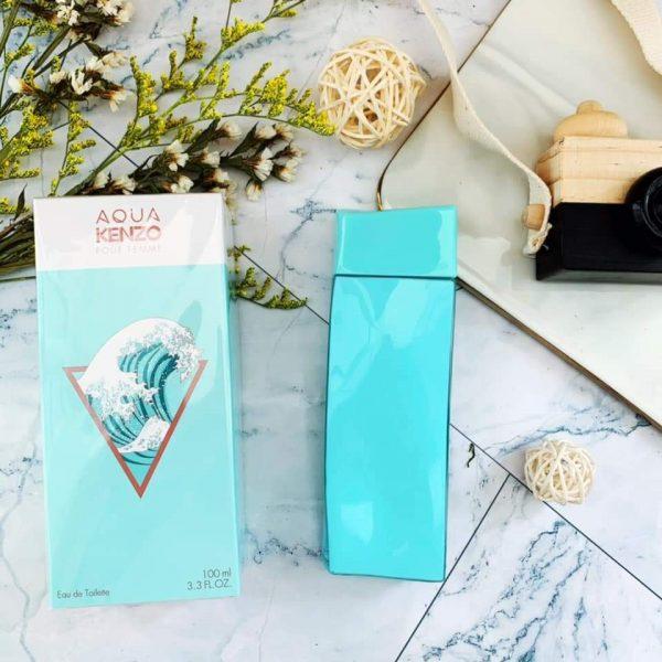 Nước Hoa Nữ Kenzo Aqua Pour Femme chính hãng