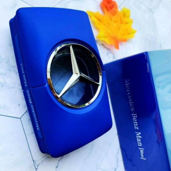 Nước Hoa Nam Mercedes Benz Man Blue EDT 100ml chính hãng