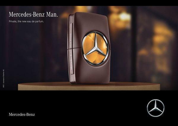 Nước hoa nam Mercedes Benz Man Private chính hãng