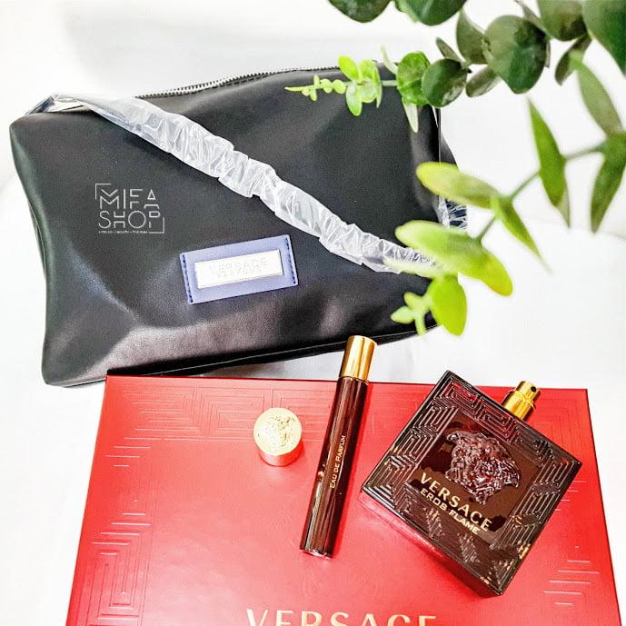Bộ quà tặng nước hoa versace eros flame 100ml mifashop